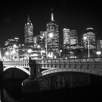 Princes Bridge by AndrewWilson