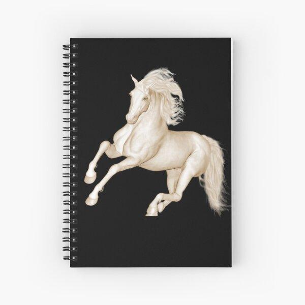 Lipizzaner Spiral Notebook
