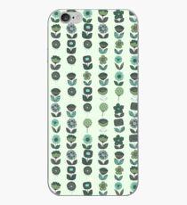 Abstract Garden Algae Revolver iPhone Case