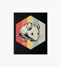 Mouse rodent Art Board