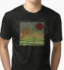 Wake To Greet The Morning II Tri-blend T-Shirt
