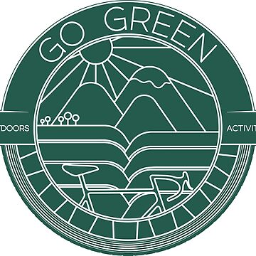 Go Green by yanmos
