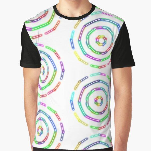 Neon Dance Boogie Graphic T-Shirt