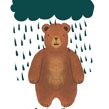 Drizzly Bear by lynhurring