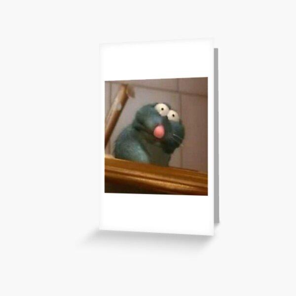 Ratatouille Carte de vœux
