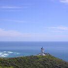 Cape Reinga, North Island by lezvee