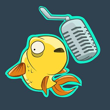 Singing Fish by dmbarnham