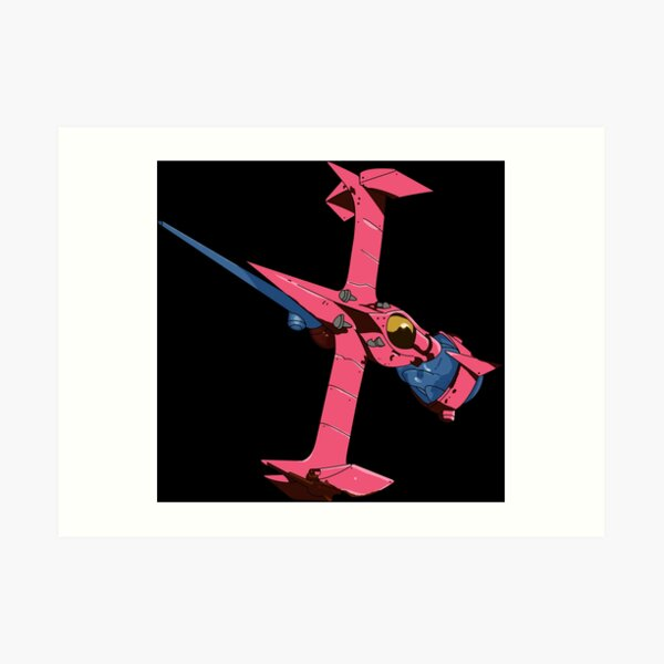 Swordfish (no ramen) Art Print