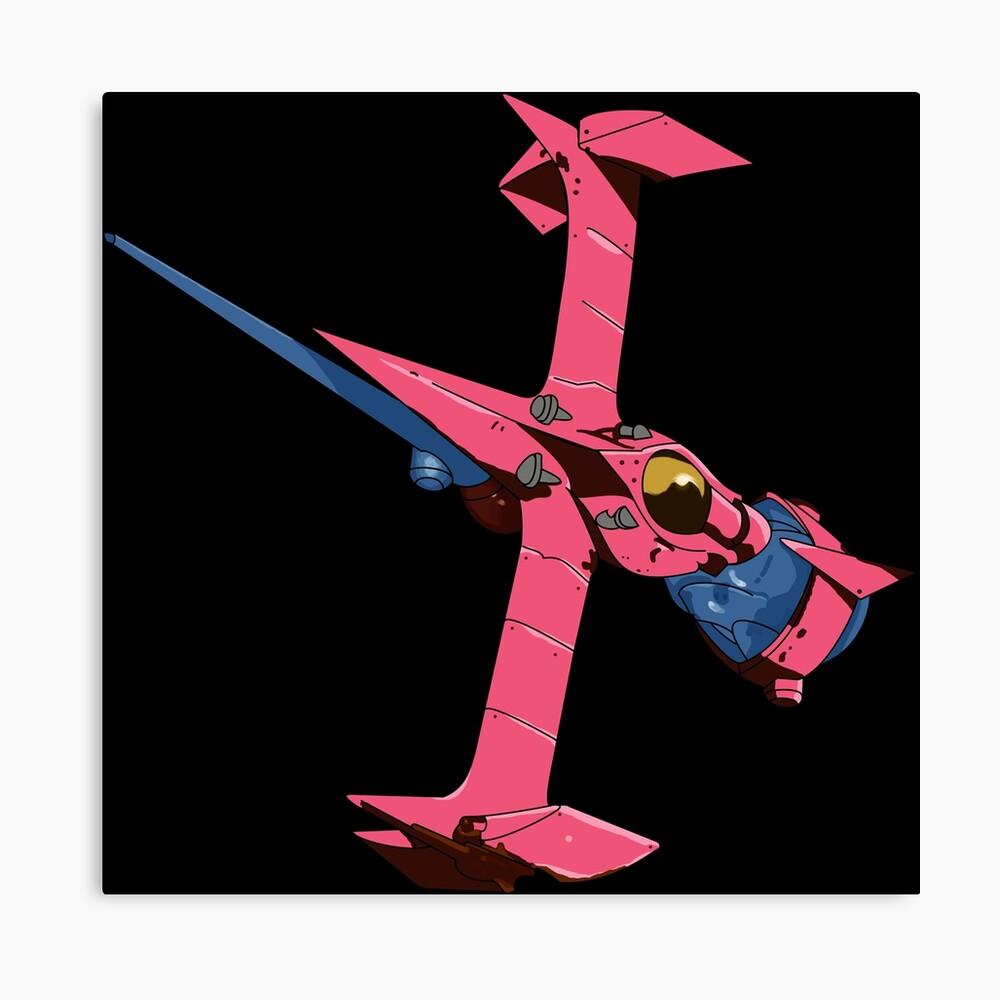 Swordfish (no ramen) Canvas Print