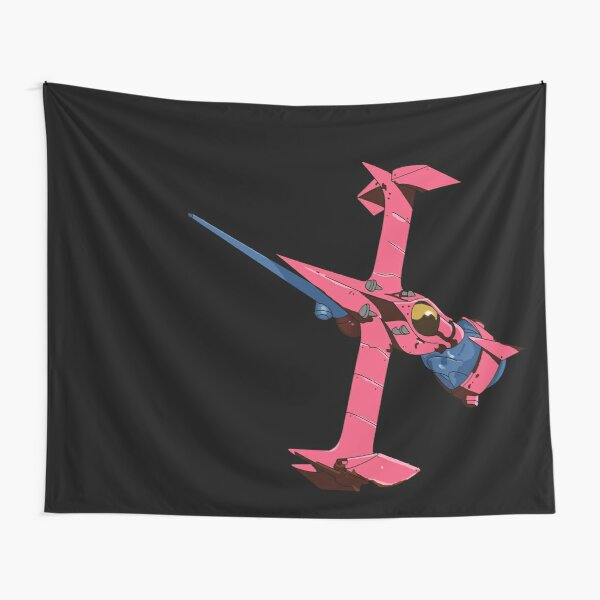 Swordfish (no ramen) Tapestry