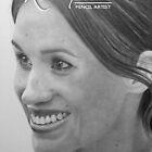 Meghan Markle by Karen Townsend