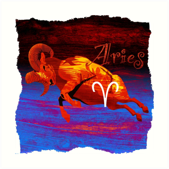 Aries by Daniel Loveday