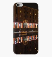 Royal Albert Dock Reflection iPhone Case