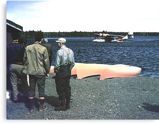 Wabush/Knob Lake 1953 by George Cousins