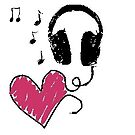 I love Music by YlovesMUSIC