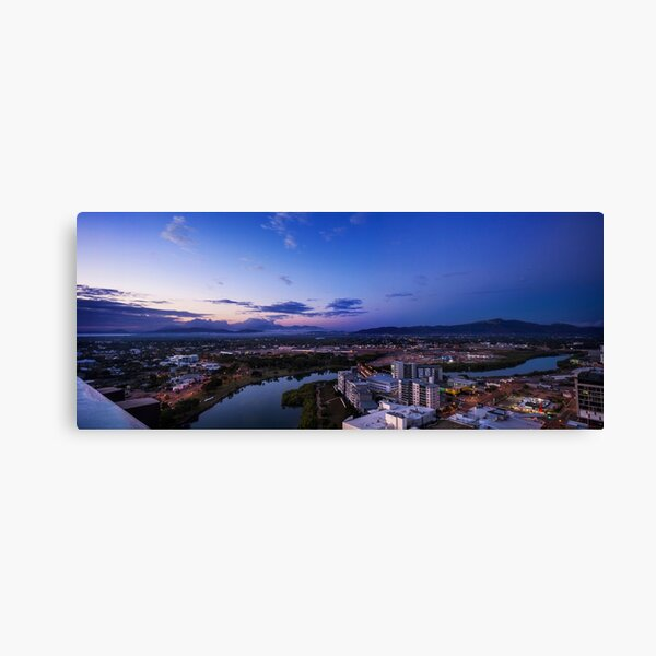 Townsville panorama Canvas Print