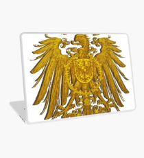 German Imperial Eagle, 1888 until 1918 Laptop Skin