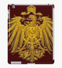 German Imperial Eagle, 1888 until 1918 iPad Case/Skin