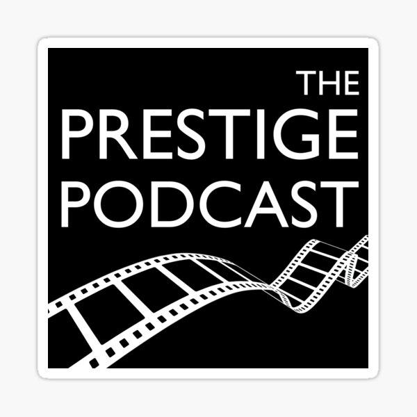 The Prestige - Sticker Sticker
