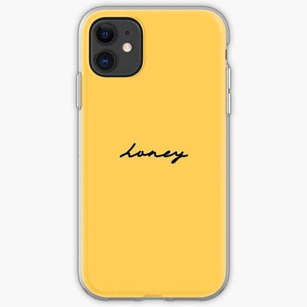 honey iPhone Soft Case