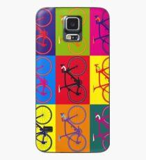Bike Andy Warhol Pop Art Case/Skin for Samsung Galaxy
