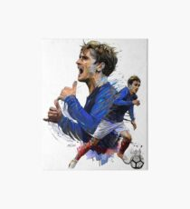 Lámina de exposición Jugador de fútbol de Antoine Griezmann