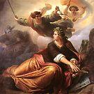 Awakening Germania,1849 by edsimoneit