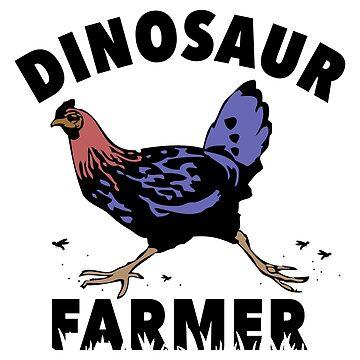 Dinosaur Farmer by tr1449