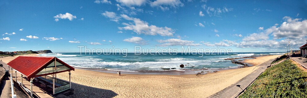 surf club view by Throwing  Buckets Magazine