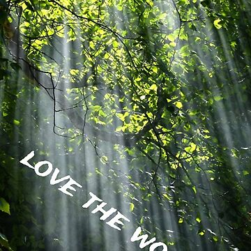 Love the Woods by VentureDesign