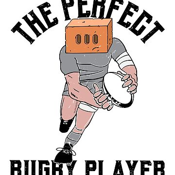 Perfect Rugby Player by oberdoofus