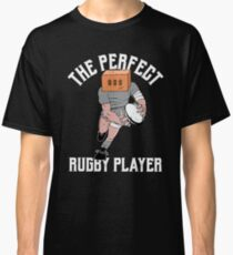 Perfect Rugby Player Classic T-Shirt