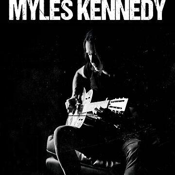 Myles Kennedy by darellmaden