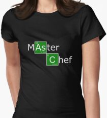 Master Periodic Women's Fitted T-Shirt