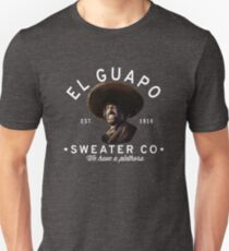 El Guapo Pullover Co. Slim Fit T-Shirt