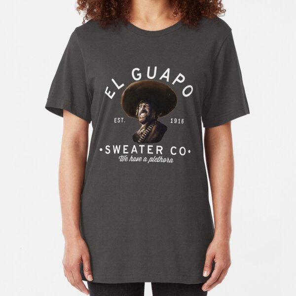 El Guapo Sweater Co. Slim Fit T-Shirt