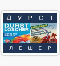 Dursta Löshchinskiy Sticker