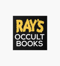 Ray's Occult Books Art Board