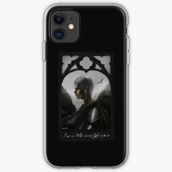 Rowan Whitethorn iPhone Soft Case