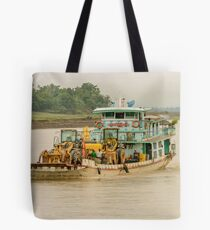 Exploiting the Environment Tote Bag