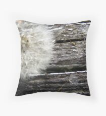 Undying Wish Throw Pillow