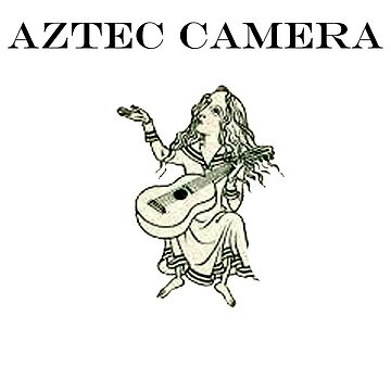Aztec Camera by DivDesigns
