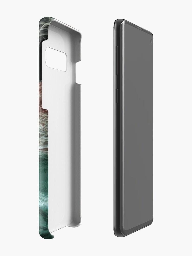 Alternate view of Ingress and Egress - digital Case & Skin for Samsung Galaxy