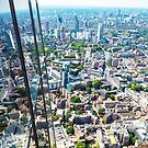 View from Shard by Svetlana Sewell
