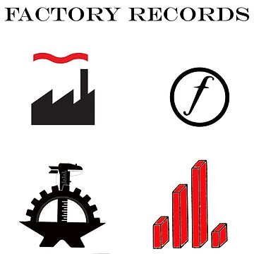 Factory Records by DivDesigns