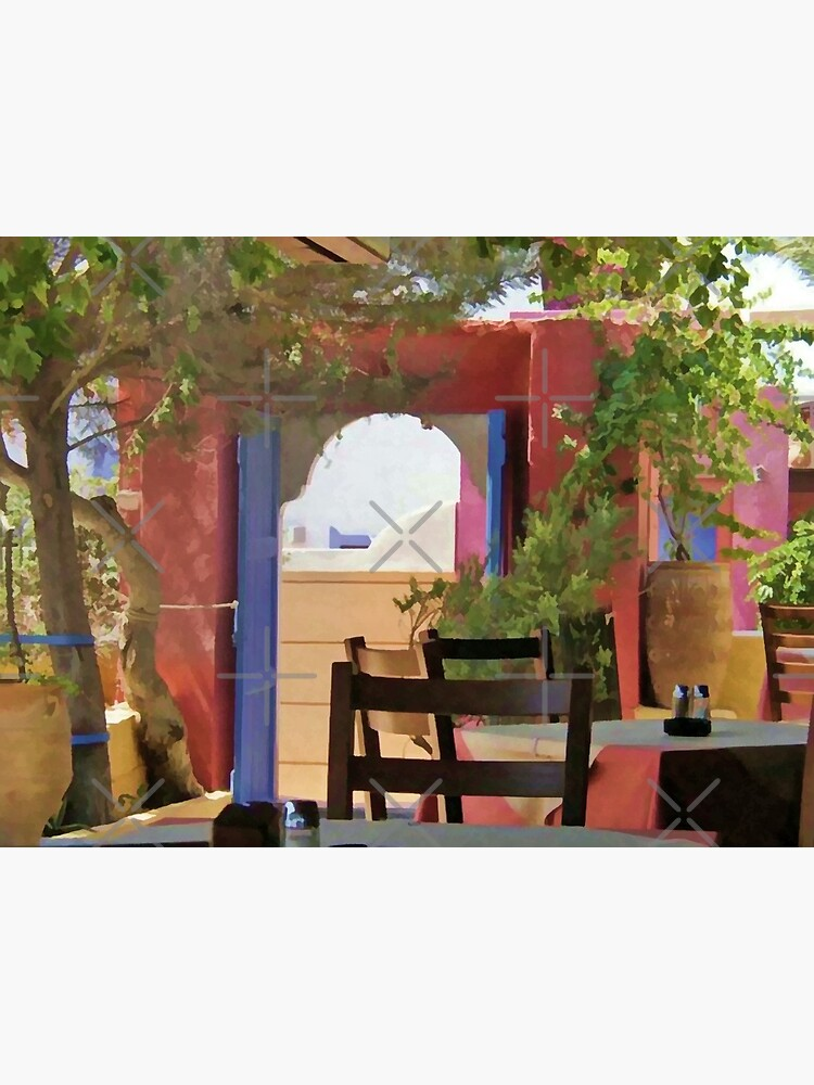 Santorini, Greece - Sit And Stay Awhile by csegalas