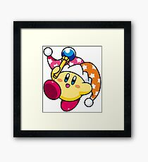 Beam Kirby Framed Print