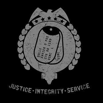 Deputy Marshal Xavier Dolls by Nowhere89