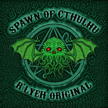 Spawn of Cthulhu 3 - Azhmodai 2018 by Azhmodai