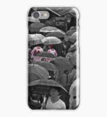 Dreary Day Kimonos iPhone Case/Skin